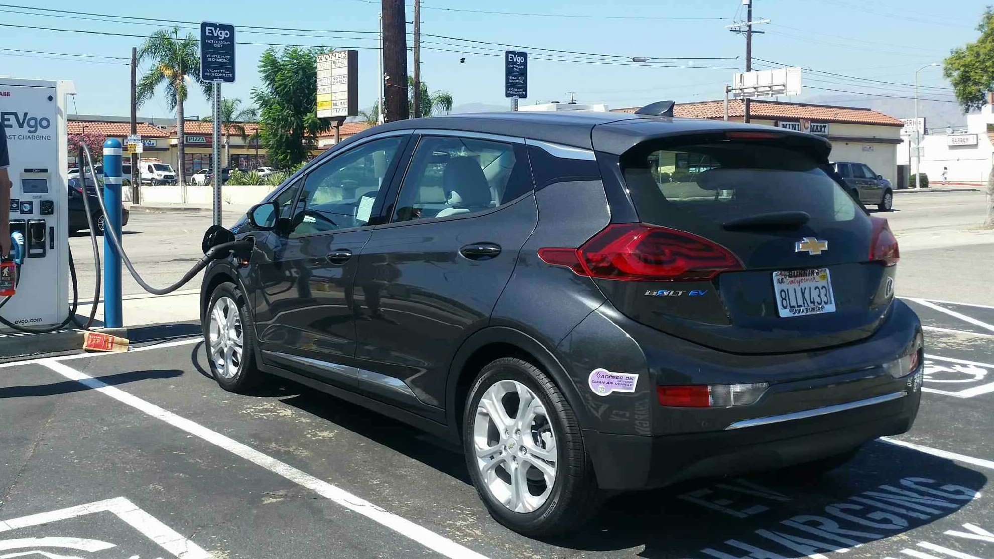 Don T Own A Tesla How A Chevy Bolt Owner Takes Road Trips Evmatch