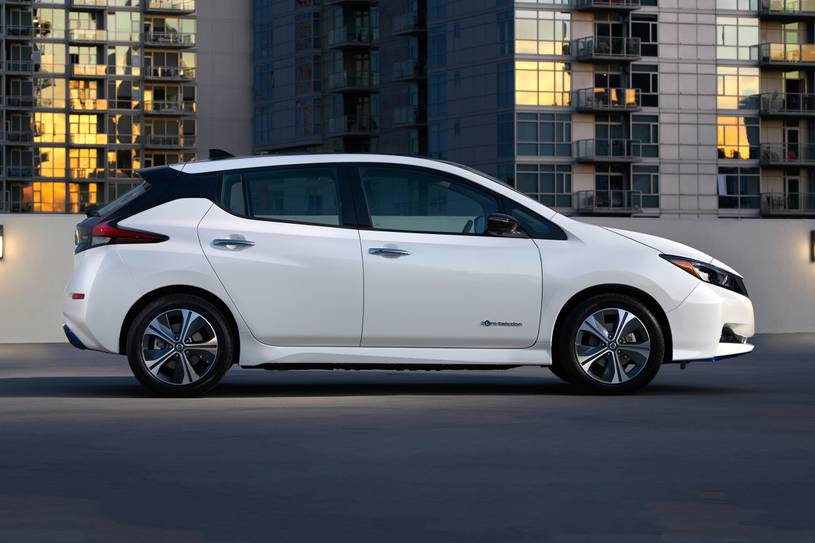How To Charge Your 2020 Nissan LEAF - EVmatch