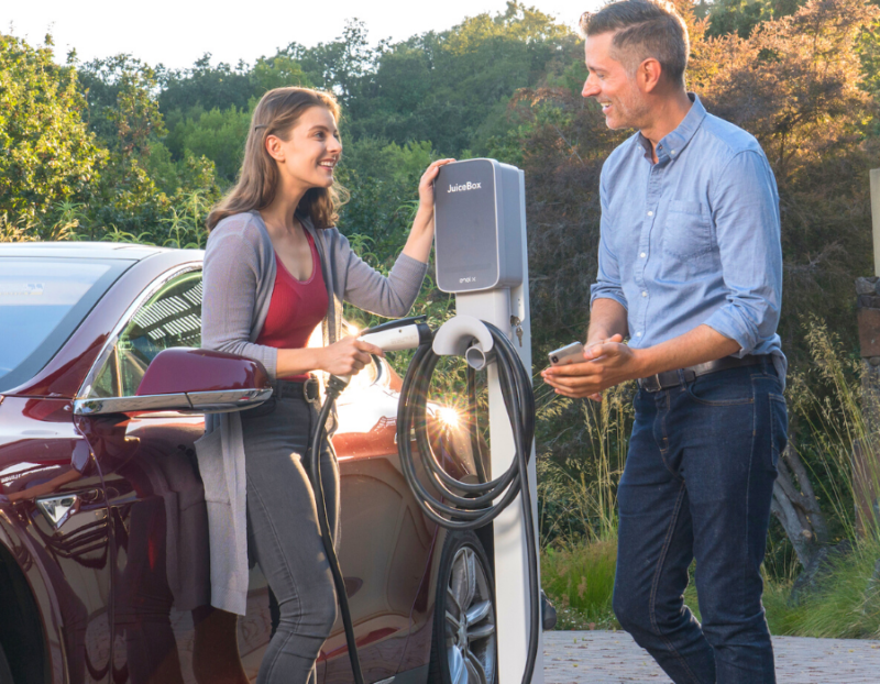 EVmatch Apartment or Condo Electric Vehicle Charger