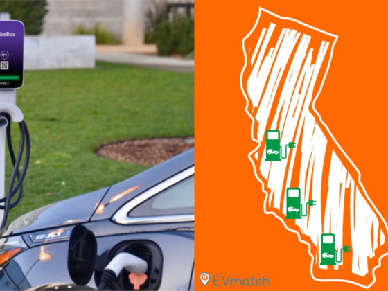 apartment charging in California